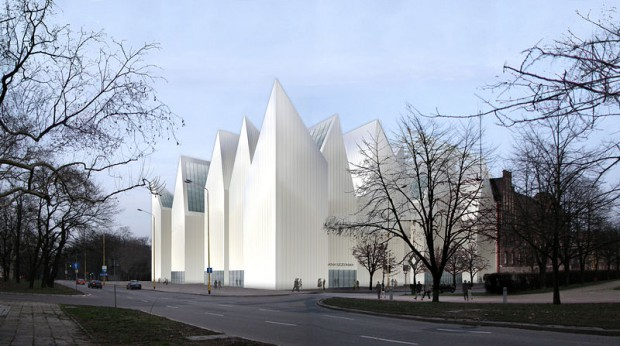 Filharmonia w Szczecinie wśród 5 najlepszych budynków w Europie