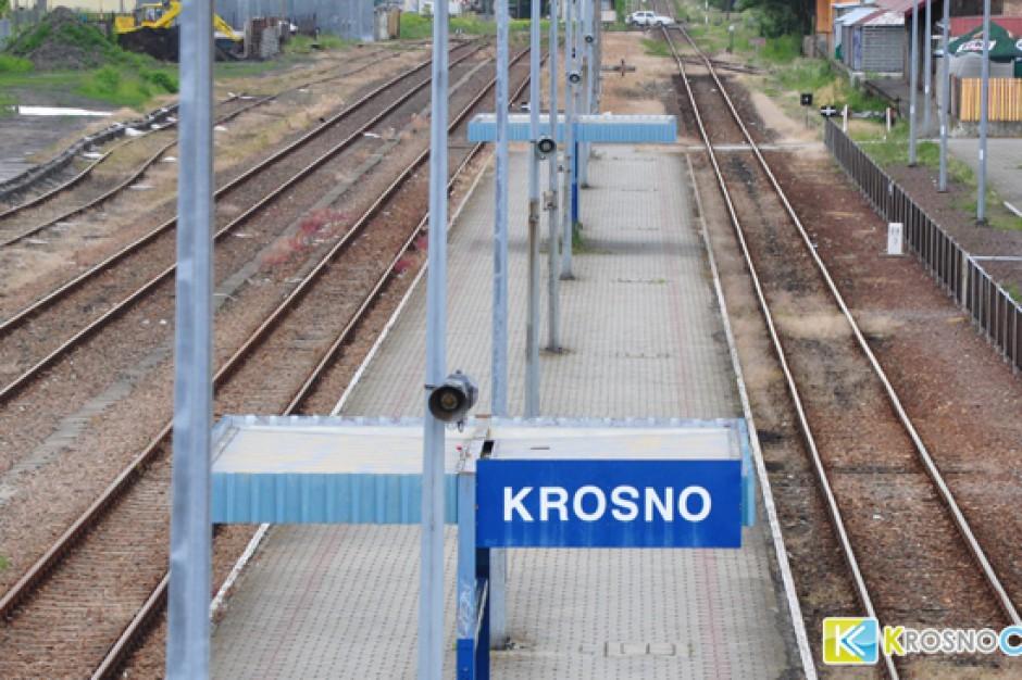 Łącznik kolejowy skróci podróż z Krosna do Rzeszowa do godziny