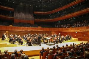 Siedziba Narodowej Orkiestry Symfonicznej Polskiego Radia w Katowicach