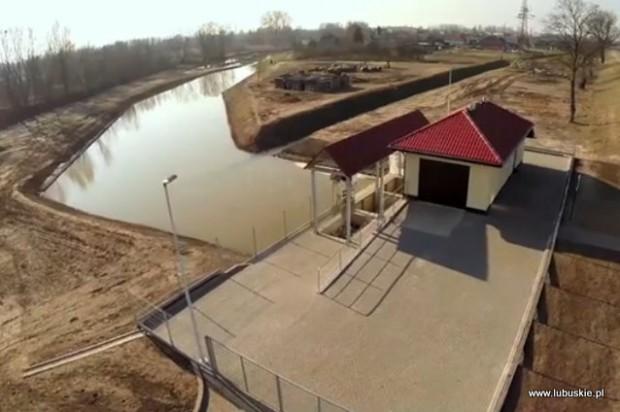 Zakończono modernizację Kanału Siedlickiego i budowę stacji pomp w Gorzowie Wielkopolskim