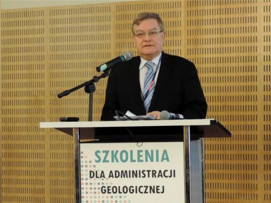 Państwowy Instytut Geologiczny wspiera geologów wojewódzkich i powiatowych