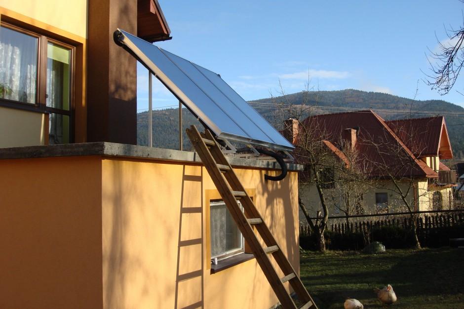 Odnawialne źródła energii w Mszanie Dolnej i gminach partnerskich