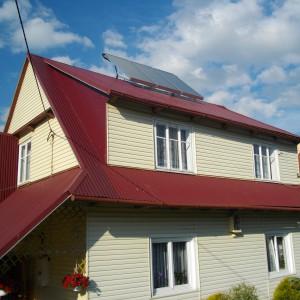 Panele słoneczne w Mszanie Dolnej i gminach partnerskich