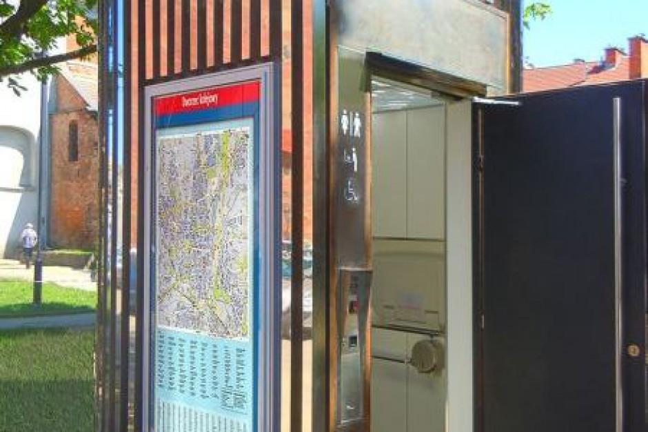 Samorządy inwestują w toalety publiczne