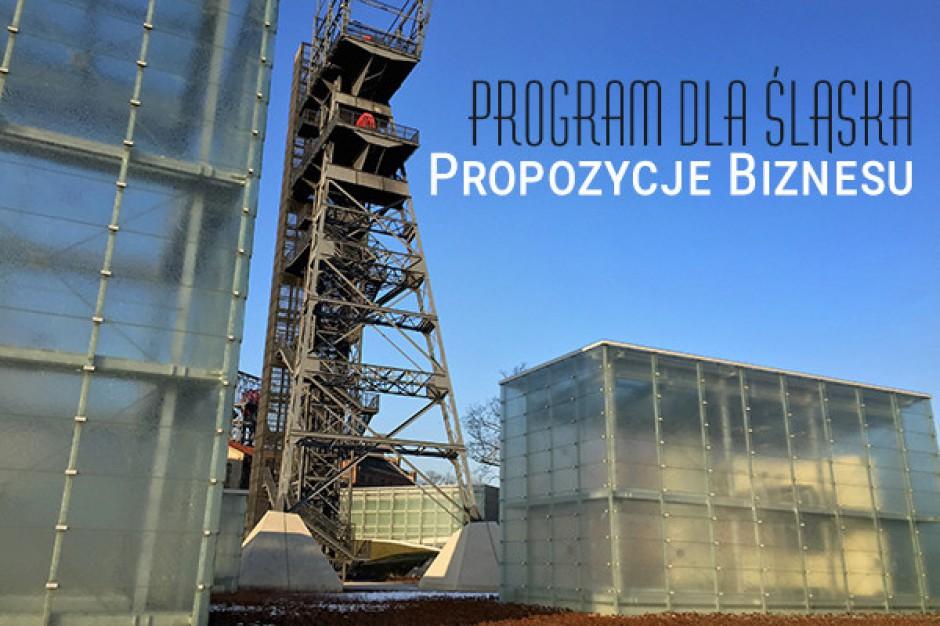 Jest raport dotyczący przyszłości Śląska