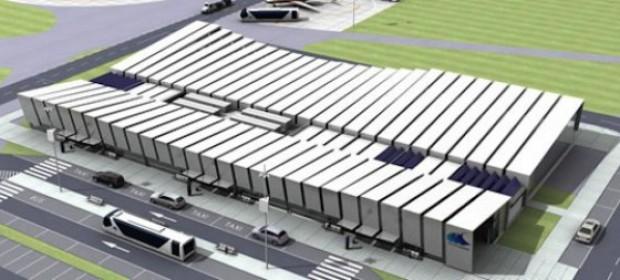 Lotnisko Gdynia-Kosakowo z mniejszym długiem. KE zmniejszyła kwotę