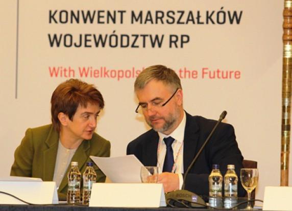 MIiR chce jak najszybciej uruchomić Kontrakty Terytorialne