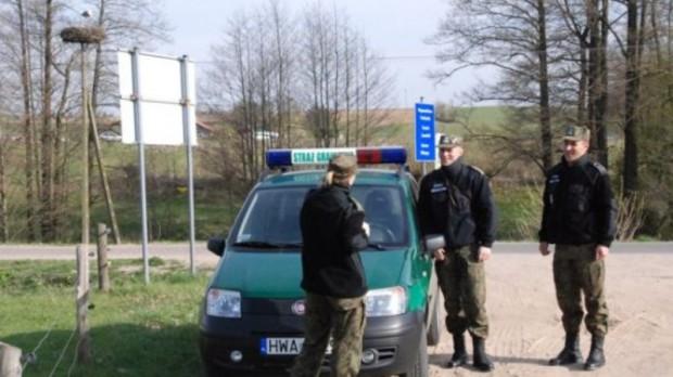 Straż Graniczna postawi przy drogach kamery, by odczytywały tablice rejestracyjne