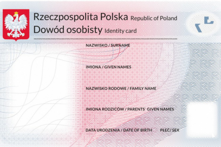 500 nowych dowodów osobistych zostało przekazanych do urzędów w całej Polsce