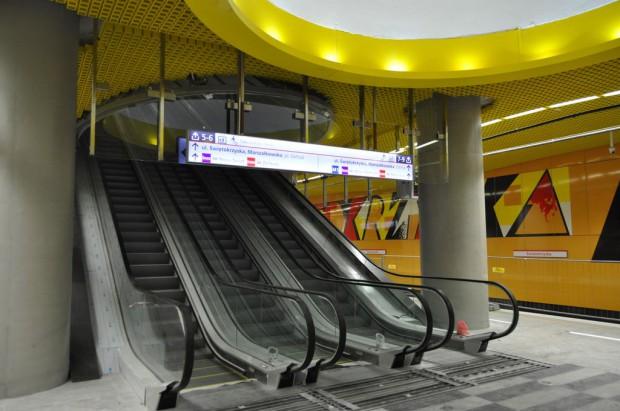 II linia metra ma zostać otwarta 8 marca