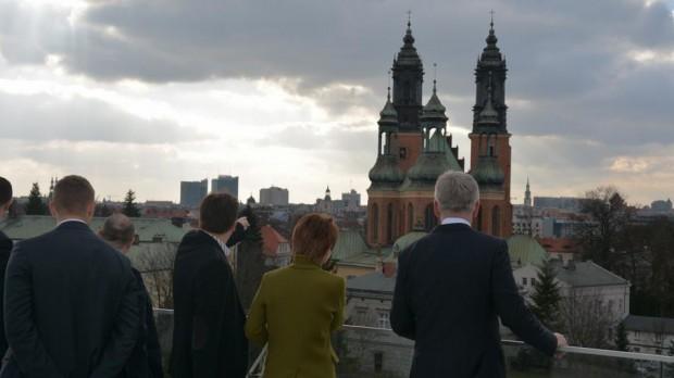 100 tysięcy osób odwiedziło Bramę Poznania