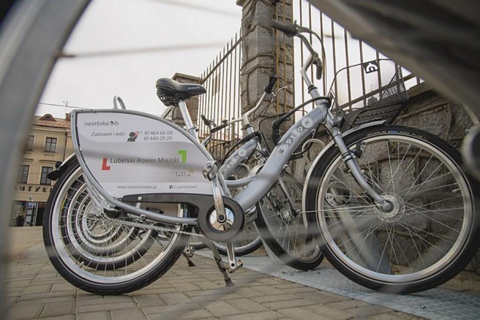 Lublin: rowery miejskie ruszą 21 marca; będzie ich więcej