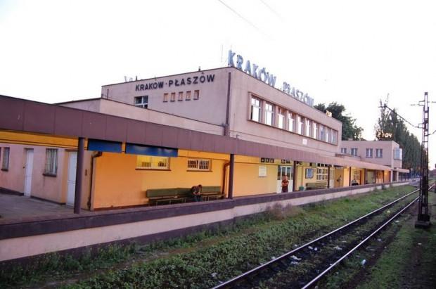 Od poniedziałku w Krakowie Płaszowie dworzec tymczasowy
