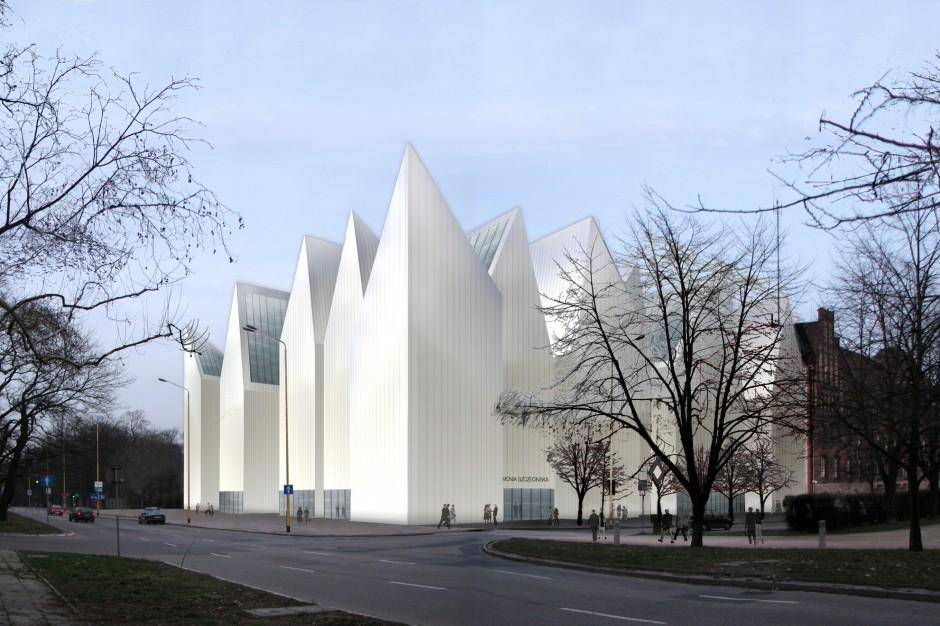 Siedziba szczecińskiej filharmonii w finale konkursu architektonicznego