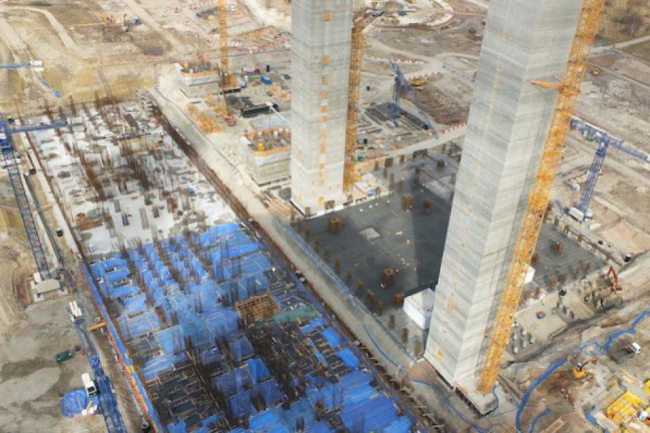 Kolejne prace przy budowie nowych bloków energetycznych w Opolu