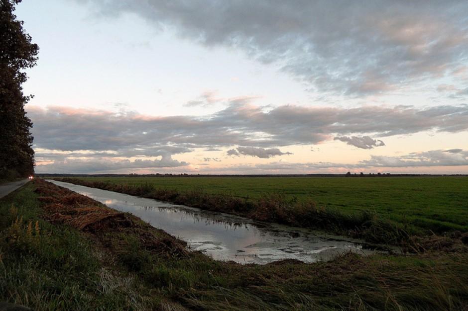 Prawie 20 mln zł na oczyszczanie rzek i konserwacje urządzeń melioracyjnych w zachodniopomorskim