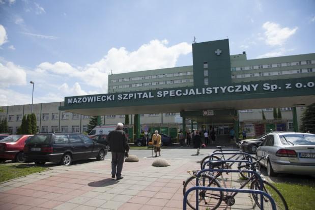 Wojewoda nie zgadza się na czasowe zamknięcie oddziałów radomskiego szpitala