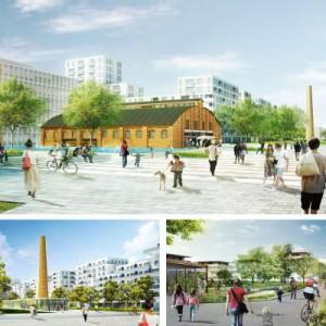 III nagroda -koncepcjaautorstwa pracowni Mycielski Architecture & Urbanism.