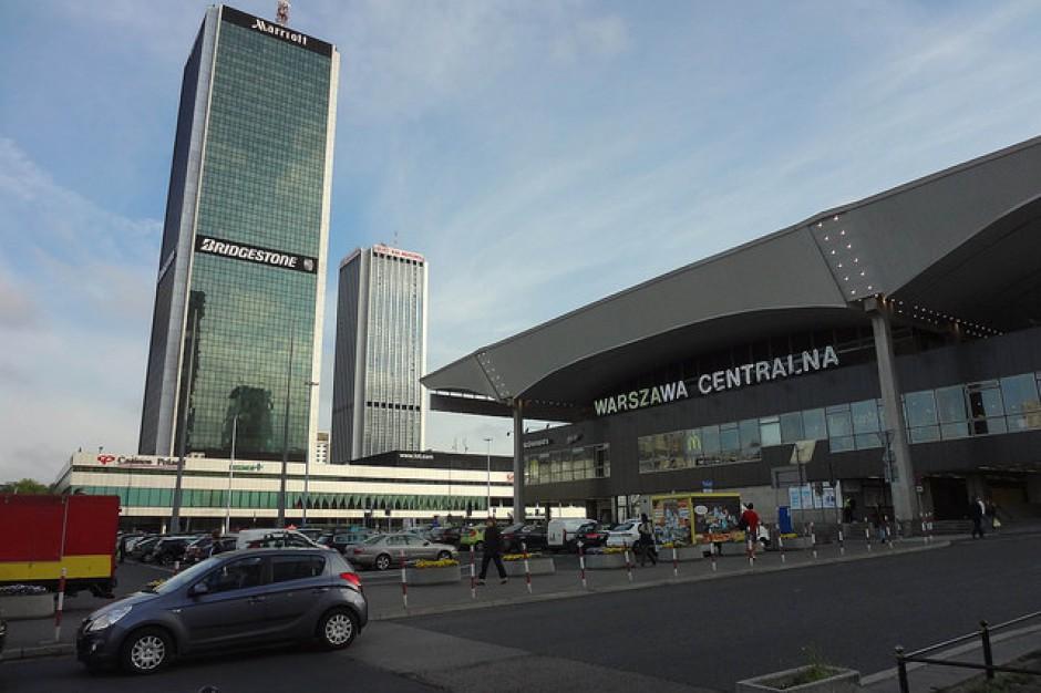 Przebudowa węzła kolejowego: Dworzec Centralny, Dworzec Zachodni i Dworzec Wschodni w Warszawie zamknięte od 2018 r.