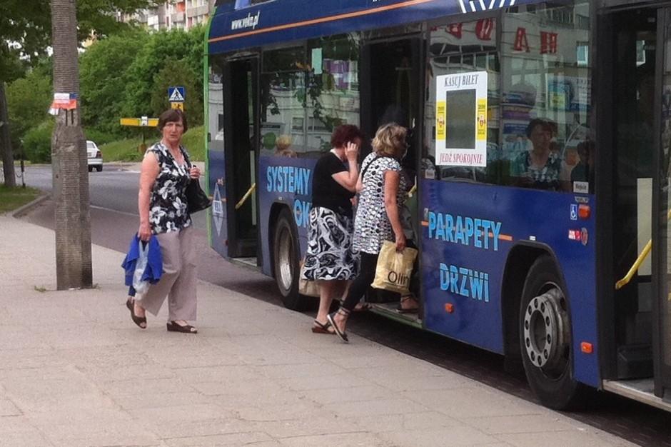 Autobusy za darmo: Kościerzyna wprowadza bezpłatną komunikację miejską