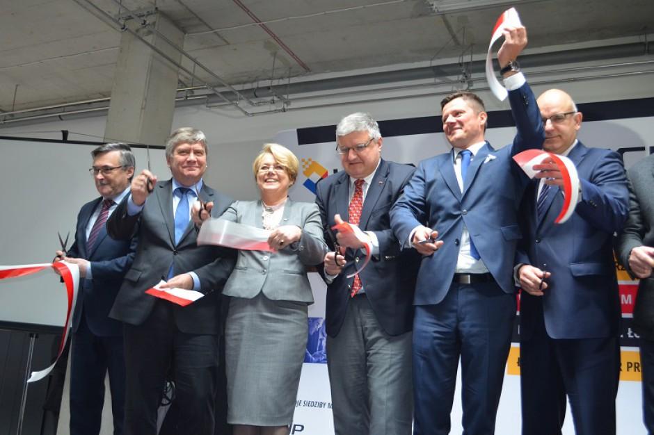 Wojewódzkie Centrum Przedsiębiorczości w Łodzi już działa