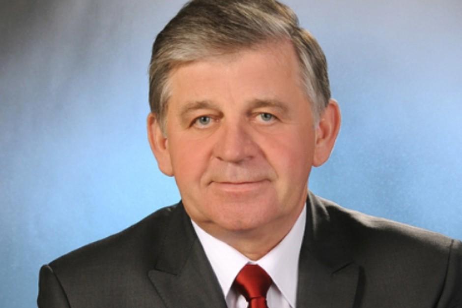 Marszałek Sławomir Sosnowski: najpierw unijne fundusze, potem reforma samorządów