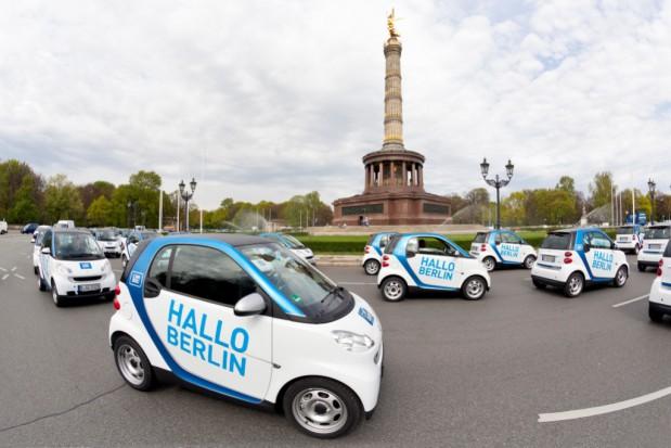 Carsharing: Jak działają wypożyczalnie miejskich samochodów?