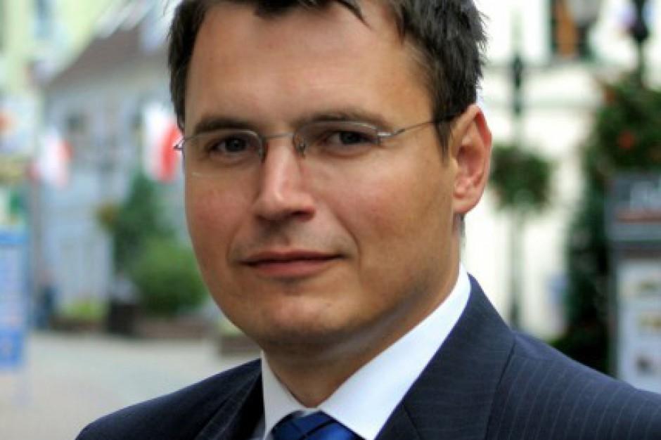 Janusz Kubicki wygrał wybory samorządowe na prezydenta Zielonej Góry