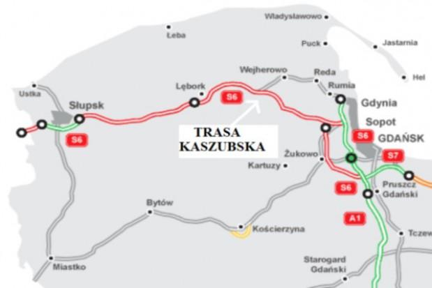 Powstanie Trasa Kaszubska, czyli droga ekspresowa S6 od Lęborka do obwodnicy Trójmiasta