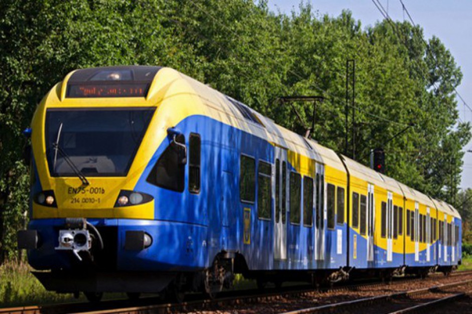 Punktualność pociągów Kolei Śląskich wzrosła do 92 proc.