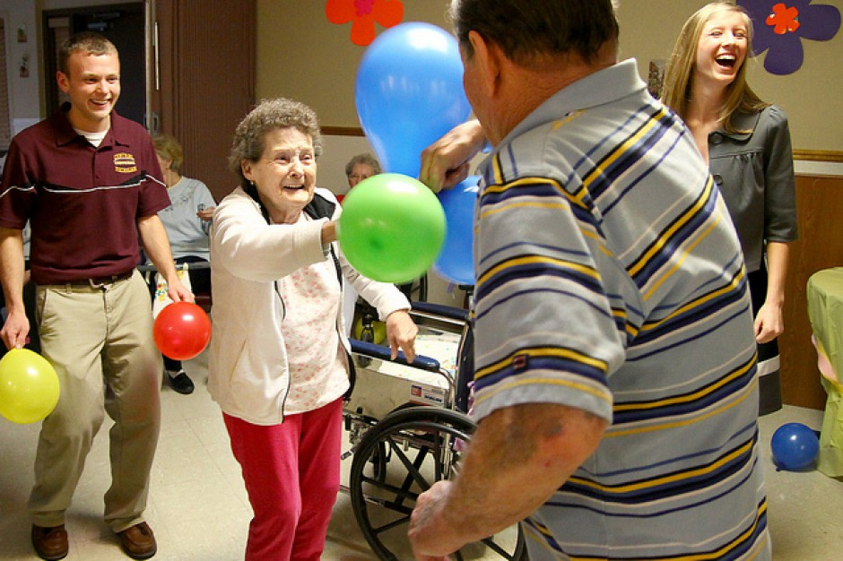 Program Senior-WIGOR: Do końca 2015 r. powstanie 100 domów dziennego pobytu dla osób starszych