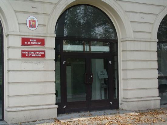 Ministerstwo finansów, prawo o aktach stanu cywilnego: pieniądze z rezerwy celowej dla dużych, a nie małych miejscowości