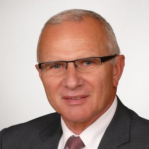 Władysław Dryja  - radny miasta Ruda Śląska po wyborach samorządowych 2014