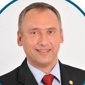Witold Hanke - radny miasta Ruda Śląska po wyborach samorządowych 2014
