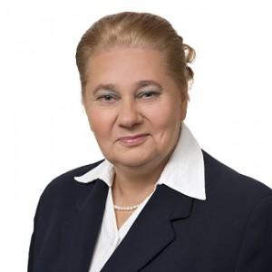 Stefania Krawczyk - radny miasta Ruda Śląska po wyborach samorządowych 2014