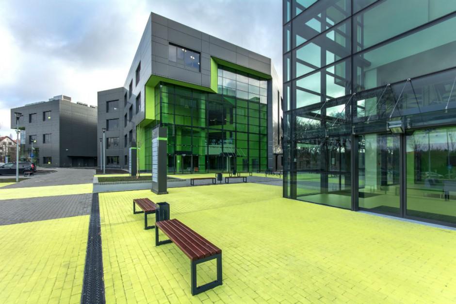 Nowe inwestycje, Szczecin,otwierają Technopark Pomerania