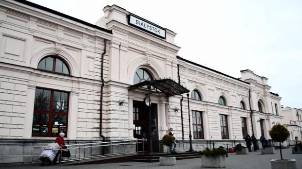 Wokół dworca w Białymstoku powstanie intermodalny węzeł komunikacyjny i centrum przesiadkowe