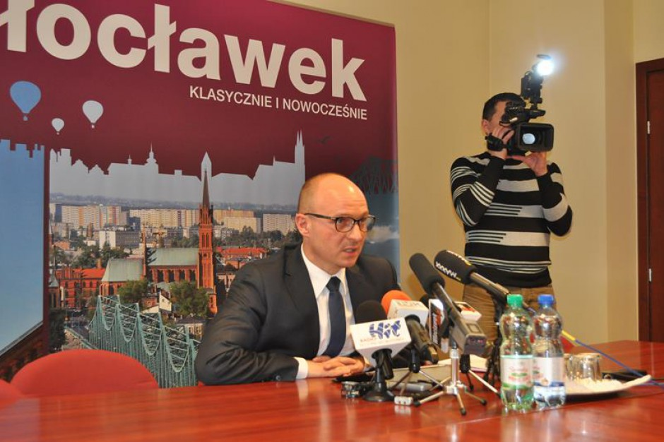 Włocławek: Wojtkowski zarzuca niegospodarność Pałuckiemu