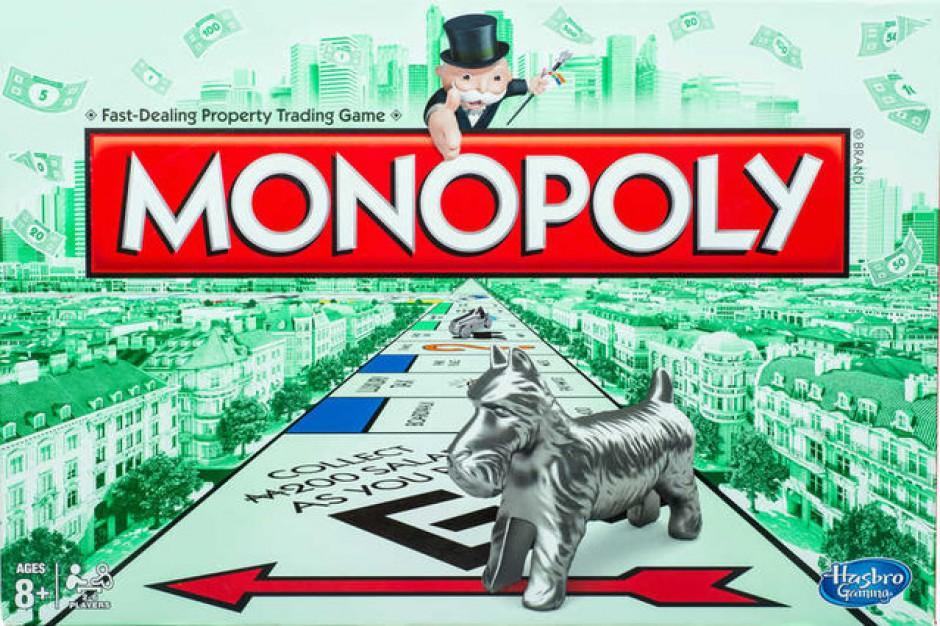 Warszawa na nowej planszy gry Monopoly