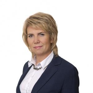 Dorota Tobiszowska - radny miasta Ruda Śląska po wyborach samorządowych 2014