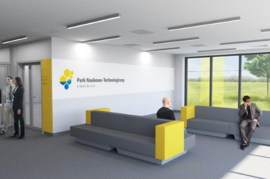 Nowe firmy w Parku Naukowo-Technologicznym w Opolu
