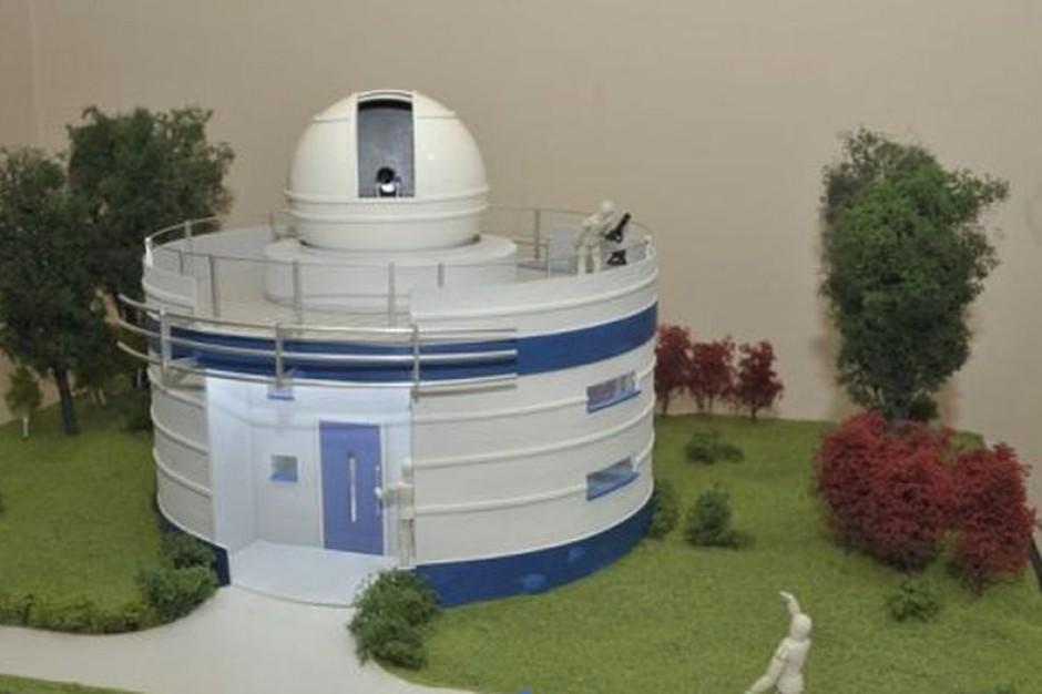 W Radomiu powstanie astrobaza. Urząd ogłosił przetarg