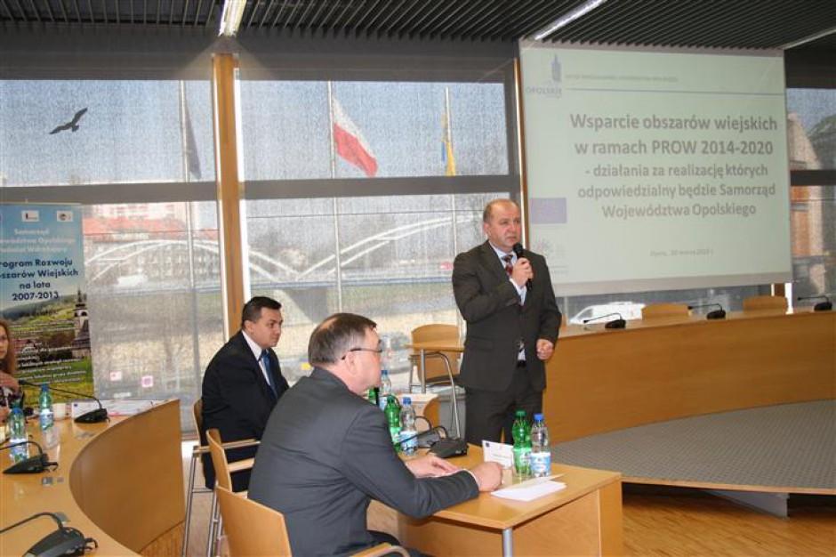 PROW: Ponad 50 mln euro dla opolskiego w perspektywie unijnej na lata 2014-2020
