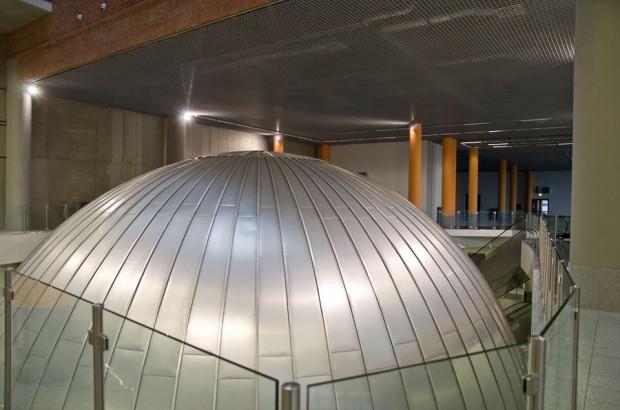 Łódź: Nowoczesne planetarium w EC1 już we wrześniu