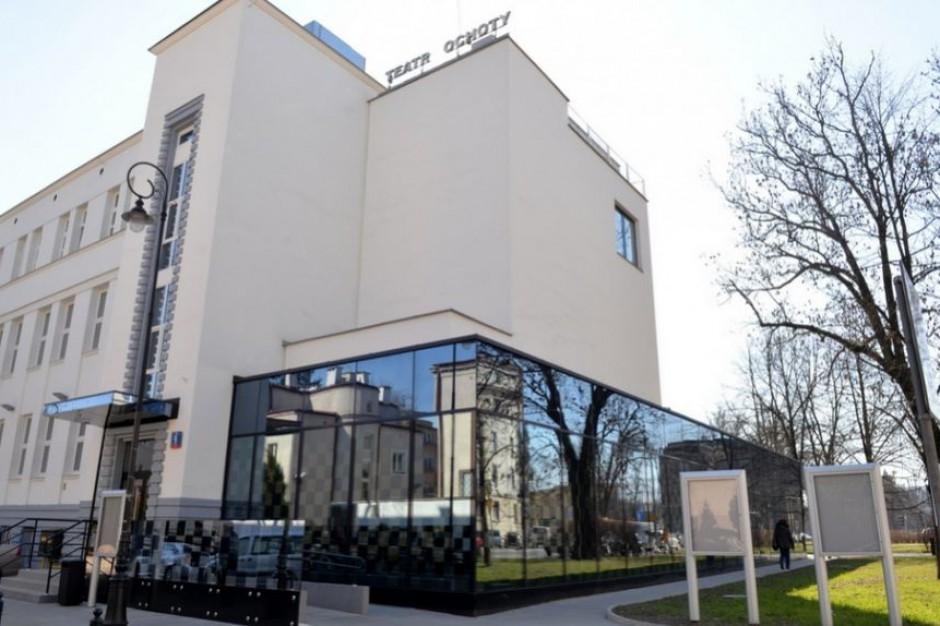 Wyremontowano Teatr Ochoty w Warszawie