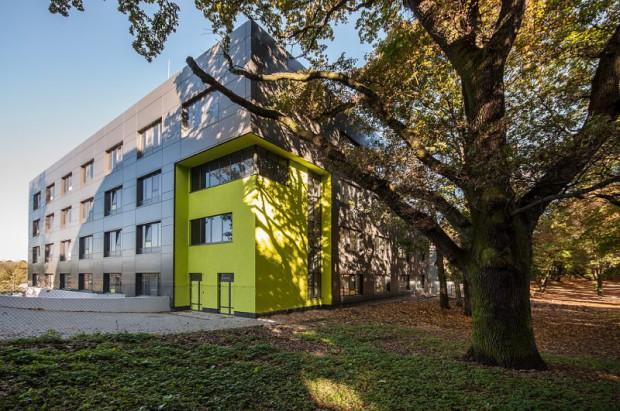 W Szczecinie otwarto Technopark Pomerania