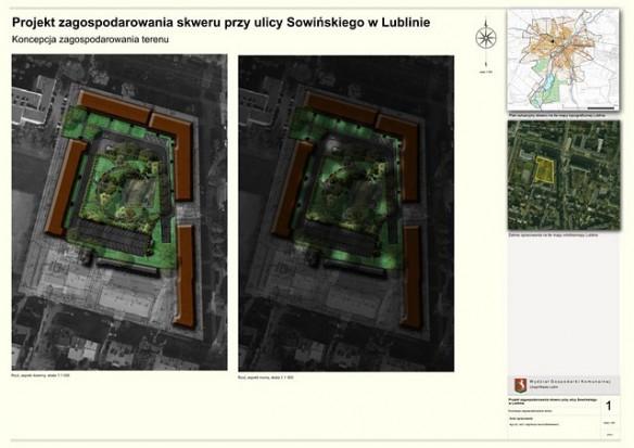 Tak ma wyglądać centrum Lublina po rewitalizacji
