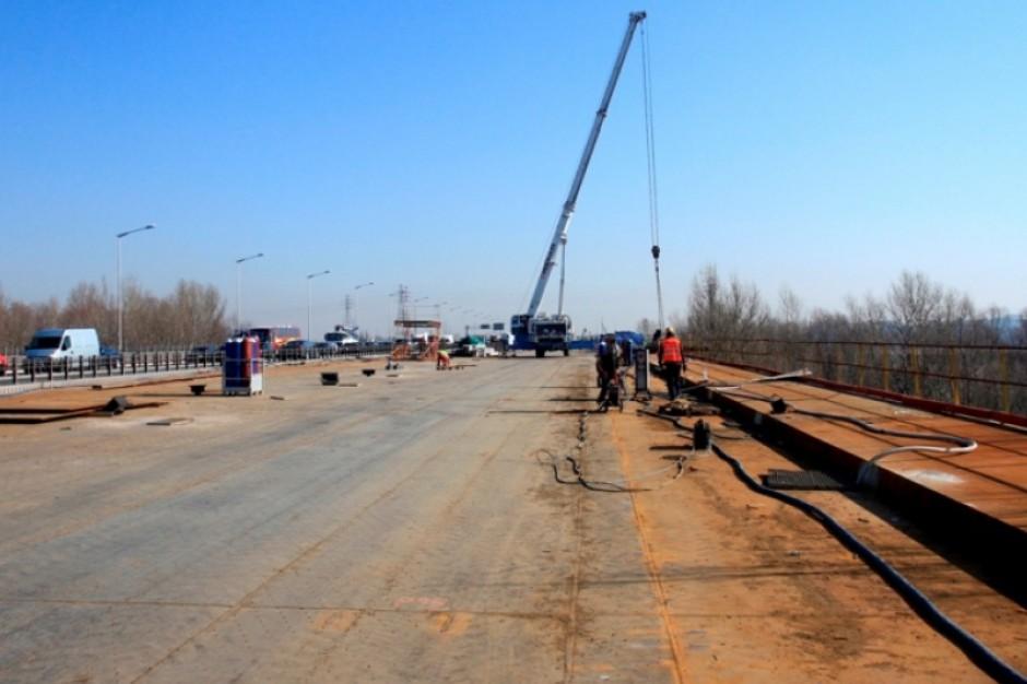 Poszerzono most gen. Grota-Roweckiego w Warszawie