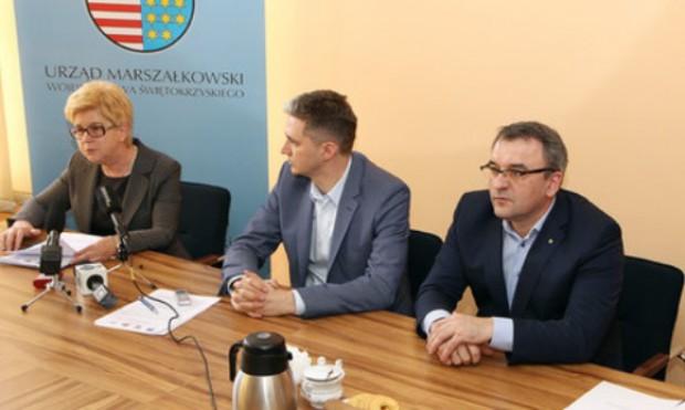 W lipcu zostaną uruchomiane pierwsze konkursy z nowego RPO w świętokrzyskim