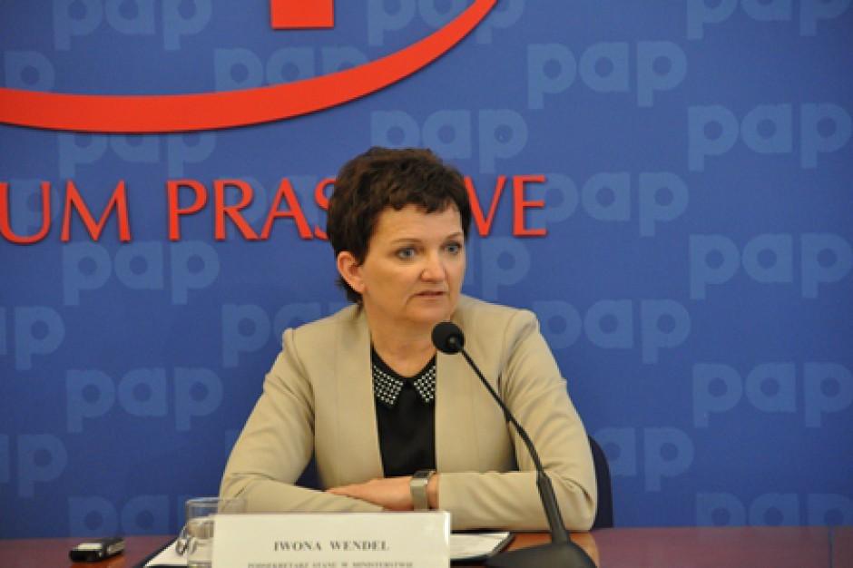 Ministerstwo przyjęło kryteria dotyczące projektów z programu Infrastruktura i Środowisko
